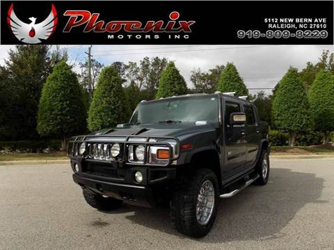 2006 HUMMER H2 SUT for sale in Raleigh, NC