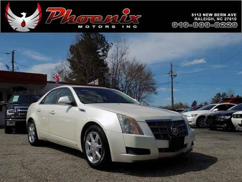 2009 Cadillac CTS for sale in Raleigh, NC