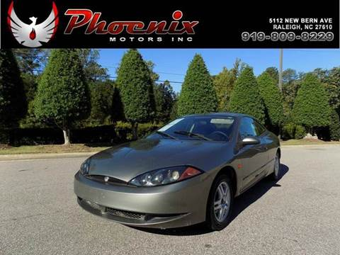 1999 Mercury Cougar for sale in Raleigh, NC