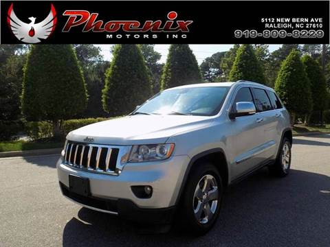 2011 Jeep Grand Cherokee for sale in Raleigh, NC