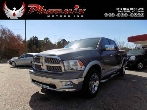 2012 RAM Ram Pickup 1500 for sale in Raleigh, NC