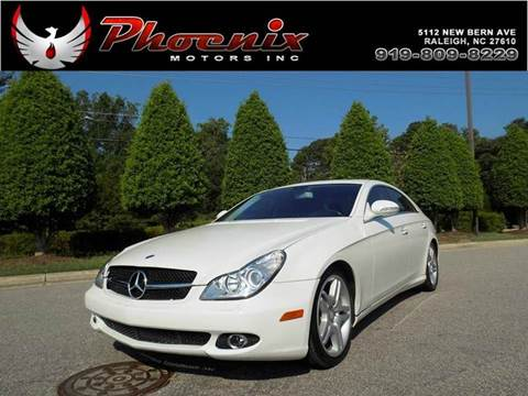 2008 Mercedes-Benz CLS for sale in Raleigh, NC