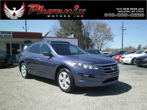 2012 Honda Crosstour for sale in Raleigh, NC