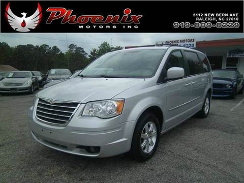 2009 Chrysler Town and Country for sale in Raleigh, NC