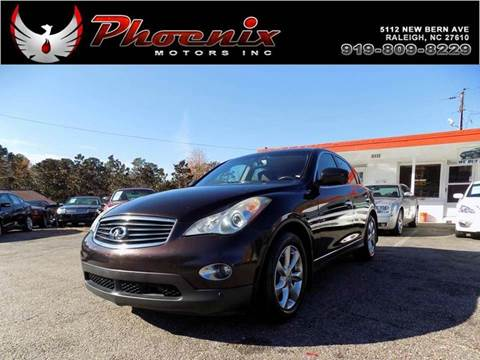 2008 Infiniti EX35 for sale in Raleigh, NC