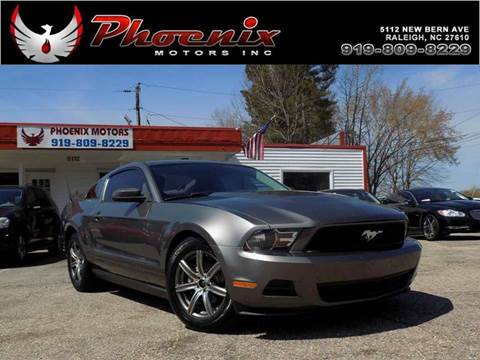 2010 Ford Mustang for sale in Raleigh, NC