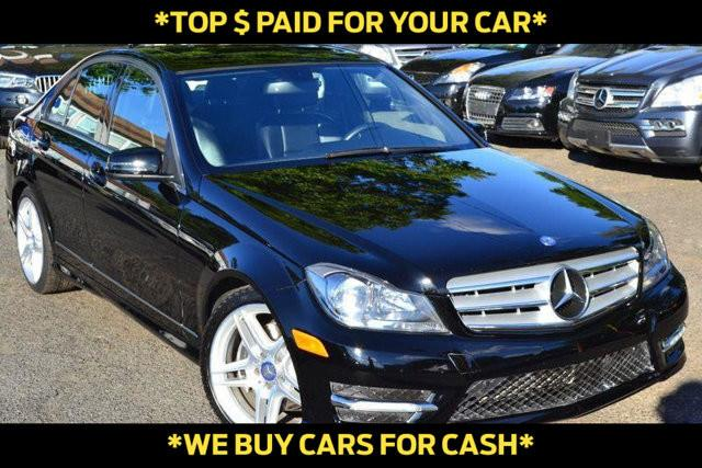 Mercedes benz c class for sale in new jersey for Mercedes benz c300 for sale nj
