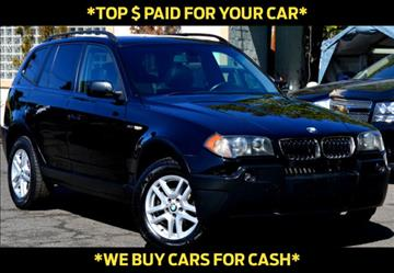 2005 BMW X3 for sale in Linden, NJ