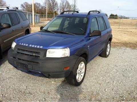 2002 Land Rover Freelander for sale in Alamo, TN