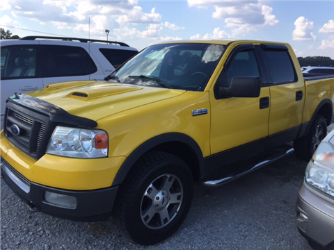 2004 Ford F-150 for sale in Alamo, TN