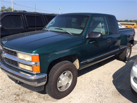 1998 Chevrolet C/K 1500 Series for sale in Alamo, TN