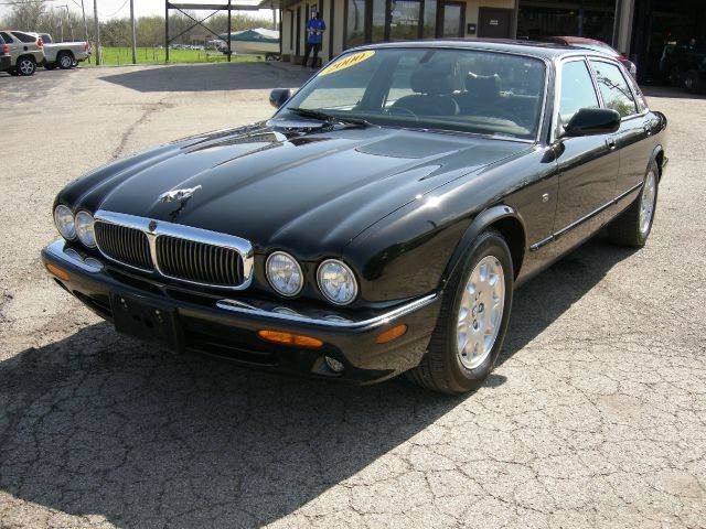 2000 Jaguar XJ-Series