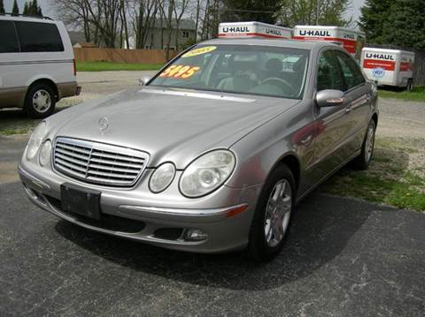 2005 Mercedes-Benz E-Class for sale in Ingleside, IL