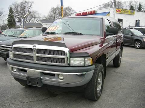 2001 Dodge Ram Pickup 1500