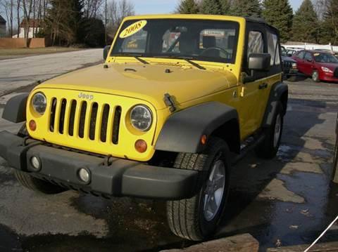 2008 Jeep Wrangler for sale in Ingleside, IL
