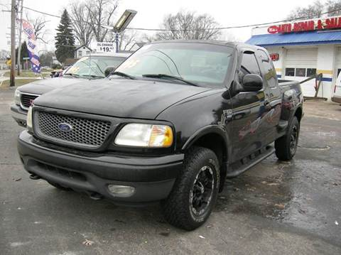 2000 Ford F-150 for sale in Ingleside, IL