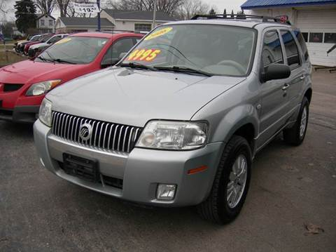 2006 Mercury Mariner for sale in Ingleside, IL