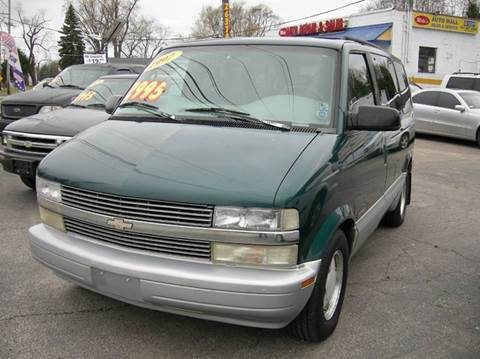 1997 Chevrolet Astro