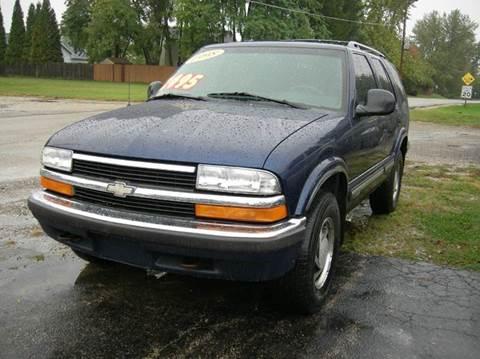 1998 Chevrolet Blazer for sale in Ingleside, IL