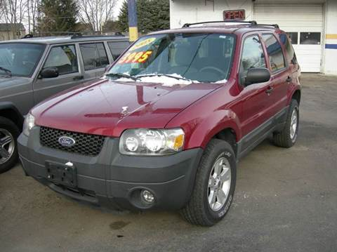 2005 Ford Escape for sale in Ingleside, IL