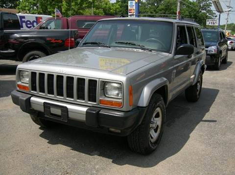 2000 Jeep Cherokee for sale in Ingleside, IL