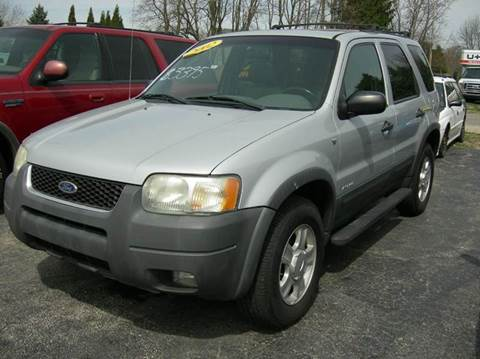 2002 Ford Escape for sale in Ingleside, IL