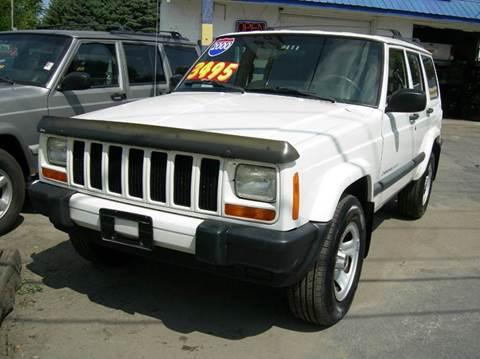 2000 Jeep Cherokee for sale in Ingleside, IL