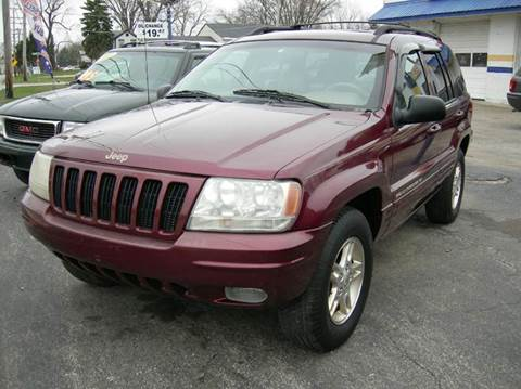 1999 Jeep Grand Cherokee for sale in Ingleside, IL