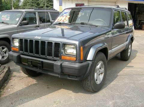 2001 Jeep Cherokee for sale in Ingleside, IL