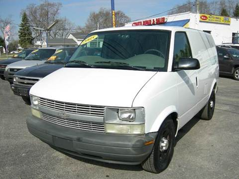 2005 Chevrolet Astro Cargo for sale in Ingleside, IL