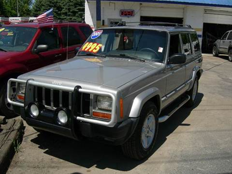 2001 Jeep Cherokee for sale in Ingleside, IL