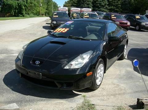 2001 Toyota Celica for sale in Ingleside, IL