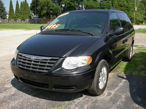 2007 Chrysler Town and Country for sale in Ingleside, IL