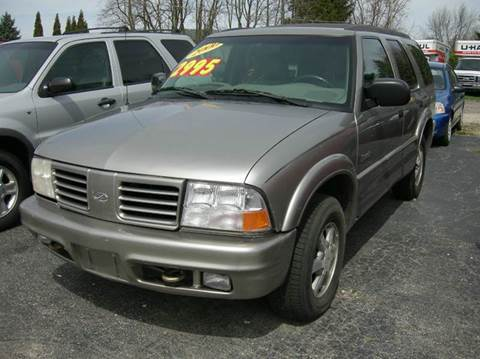 2000 Oldsmobile Bravada for sale in Ingleside, IL