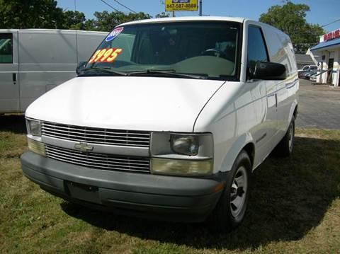 2001 GMC Safari Cargo for sale in Ingleside, IL
