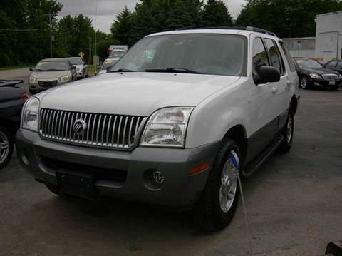 2003 mercury mountaineer for sale louisville ky. Black Bedroom Furniture Sets. Home Design Ideas