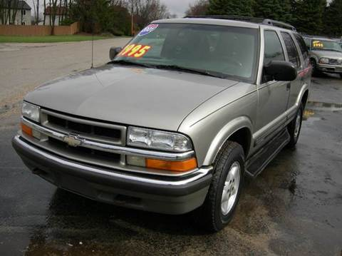 2001 Chevrolet Blazer for sale in Ingleside, IL