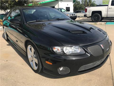 2006 Pontiac Gto For Sale Carsforsale Com