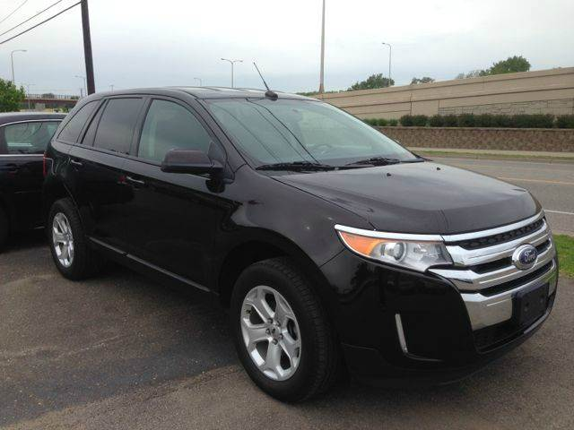 2013 ford edge sel 4dr suv in ramsey anoka andover classic. Black Bedroom Furniture Sets. Home Design Ideas