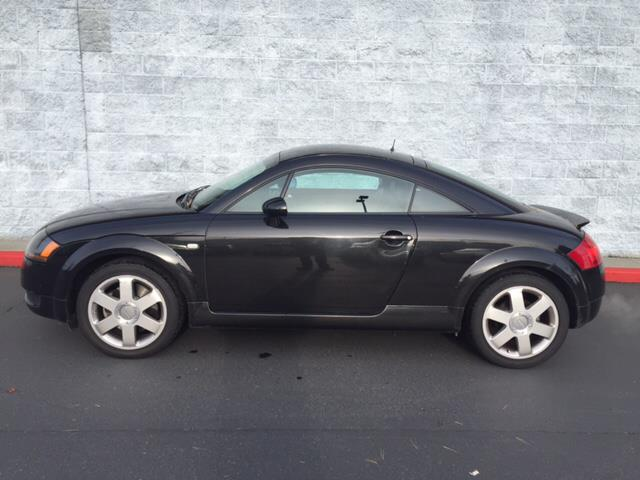 2000 audi tt awd 2dr quattro turbo hatchback in shoreline. Black Bedroom Furniture Sets. Home Design Ideas