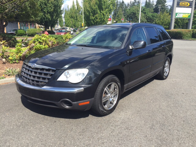 2007 chrysler pacifica touring 4dr crossover in shoreline. Black Bedroom Furniture Sets. Home Design Ideas