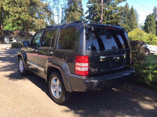 2010 jeep liberty limited 4x4 4dr suv in shoreline wa seattle motorsports. Black Bedroom Furniture Sets. Home Design Ideas