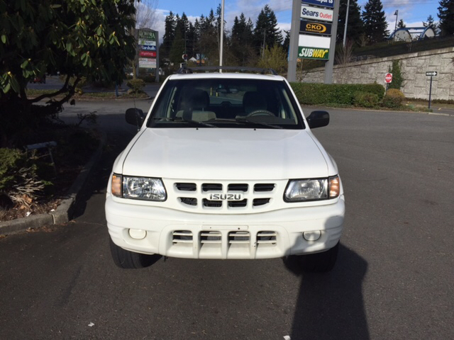 2002 isuzu rodeo ls 2wd 4dr suv in shoreline wa seattle. Black Bedroom Furniture Sets. Home Design Ideas