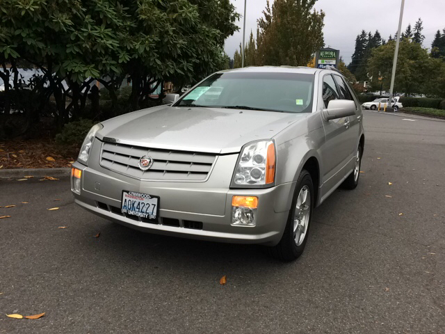 2007 Cadillac SRX for sale in Shoreline WA
