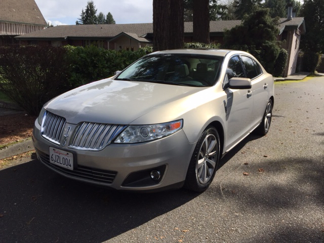 2009 lincoln mks base awd 4dr sedan in shoreline wa. Black Bedroom Furniture Sets. Home Design Ideas