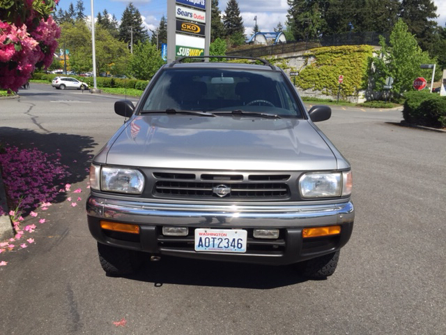 1998 nissan pathfinder se 4dr 4wd suv in shoreline wa. Black Bedroom Furniture Sets. Home Design Ideas