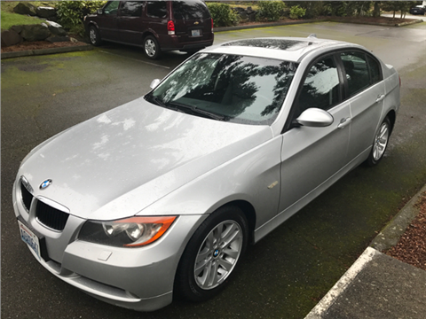 2006 BMW 3 Series for sale in Shoreline, WA