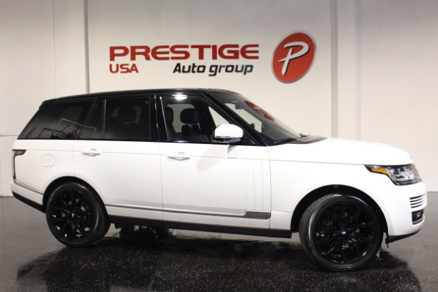 2014 Land Rover Range Rover HSE 4x4 4dr SUV