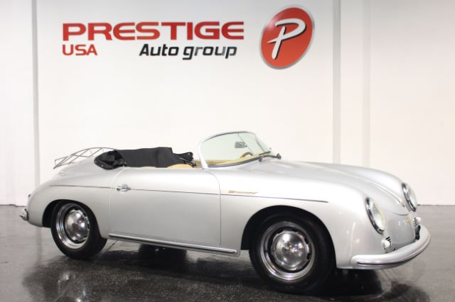 1957 Porsche 356 Super 1600