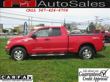 2008 Toyota Tundra for sale in Norwalk, OH